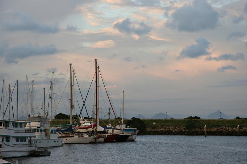 Shorncliffe Boat Harbour