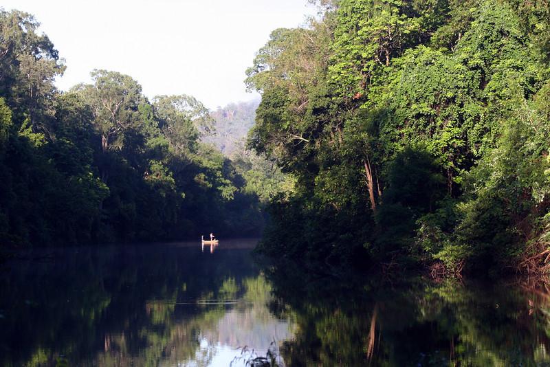 Solitude, Yabba Creek