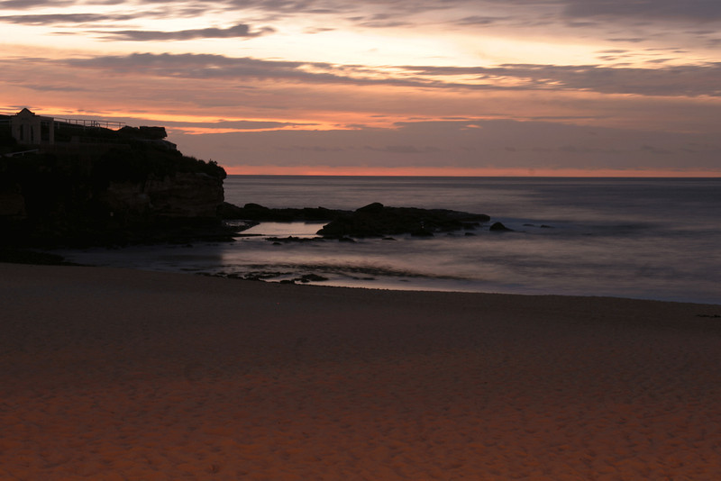 Coogee Dawn Breaks