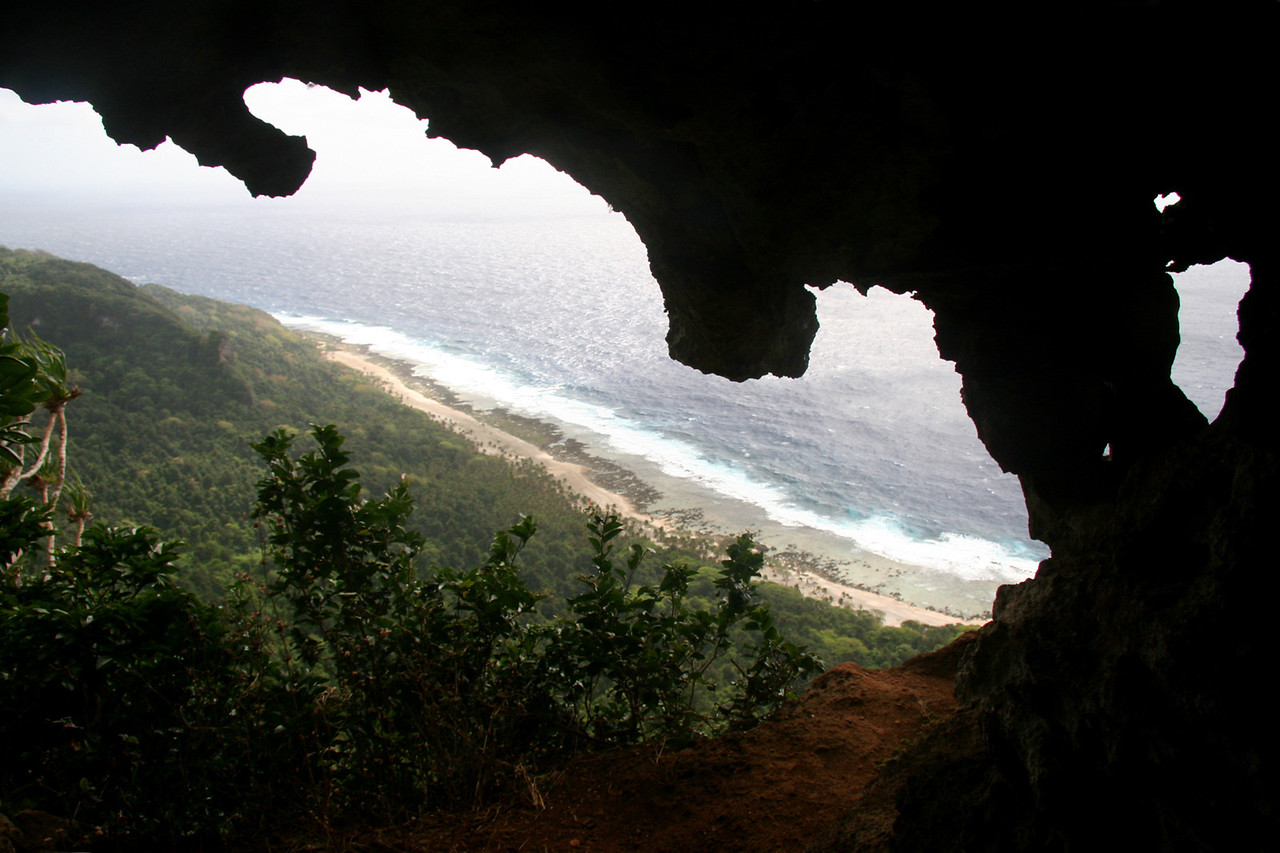 From Ana Kuma Cave