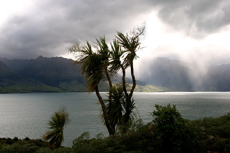 Storm Over Lake Wanaka