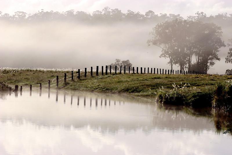 Sensuous Morning: Imbil Imbil Lagoon