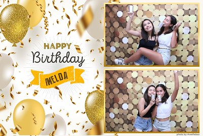 [PhotoboothSaigon] Imelda Birthday Photo Booth