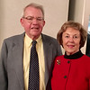 Attorney George and Donna Leahey of Tewksbury
