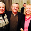 From left, Sue McGrail, and Paul and Mary Lappin all of Lowell