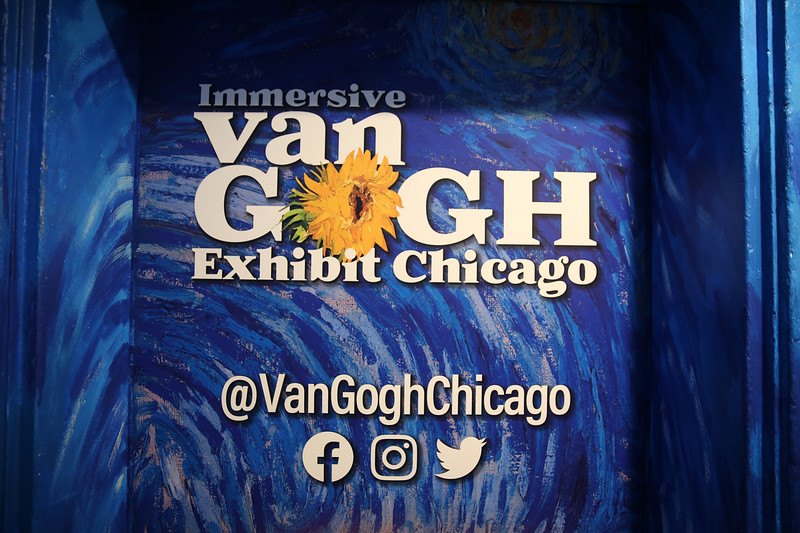 Immersive Van Gogh - Chicago