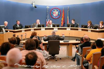 2012-01-31-028   Maricopa County Board of Supervisors Meeting on Sheriff Arpaio