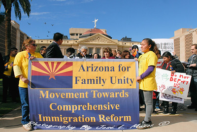 2013-01-28-048 Not1More--Keep Families Together Press Conference at the Arizona State Capitol on Immigration Reform