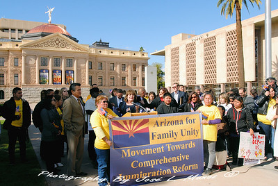 2013-01-28-223 Not1More--Keep Families Together Press Conference at the Arizona State Capitol on Immigration Reform