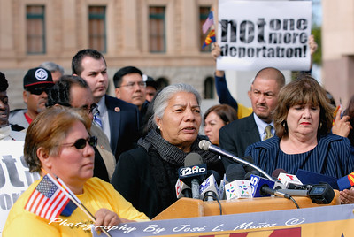 2013-01-28-059 Not1More--Keep Families Together Press Conference at the Arizona State Capitol on Immigration Reform