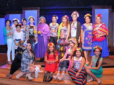 2015-10-16  Festival Frida Kahlo
