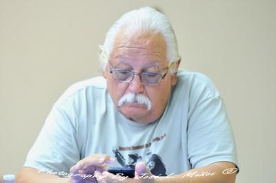 Salvador Reza--Community Organizer