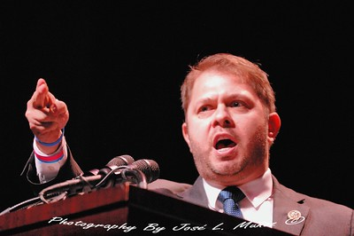 Congressmen Ruben Gallego