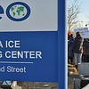 An ICE Processing Center in Aurora, Colorado was the scene of of a protest against President Trump's immigration, deportation and refugee policies.