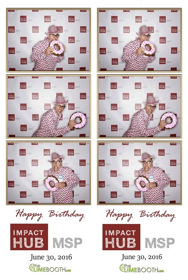 Impact Hub 1st Birthday