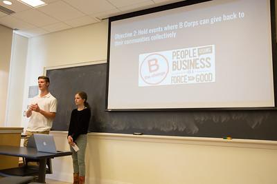 UVA Social Entrepreneurship Capstone Class