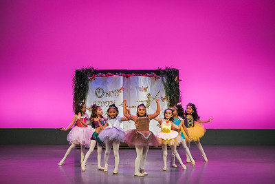 Once Upon A Time Recital