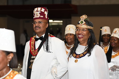 IMPERIAL POTENTATE & COMMANDRESS  BALL