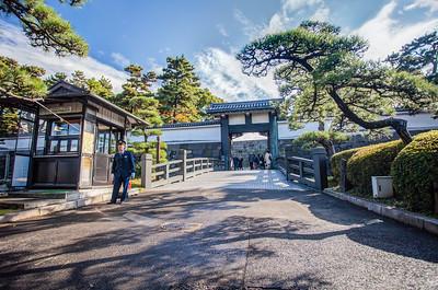 Kitahanebashi-mon