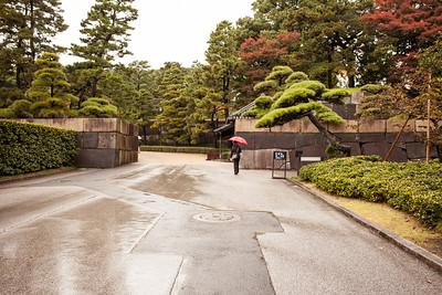 Entering East Garden