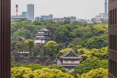 Gate to Edo opened 1