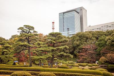 Inside Ni-No-Maru Garden