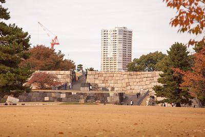Tenshu-dai in Autumn