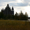 The UNESCO World Heritage site of Kizhi Pogost lies on one of the islands in the Kizhi archipelago in the northern part of the Lake Onega. Two magnificent 18th century churches are the centerpieces of this open-air museum of Northern Russian wooden architecture.