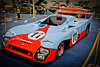 1975 Gulf Mirage GR8 Sports Racing Prototype