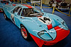1967 Gulf GT40 Mirage Coupe