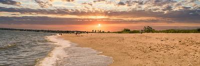 Hammonasset Beach Sunset