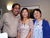 Receptionists and Nurse Chao Lin