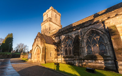 Church of the Holy Rude in Stirling