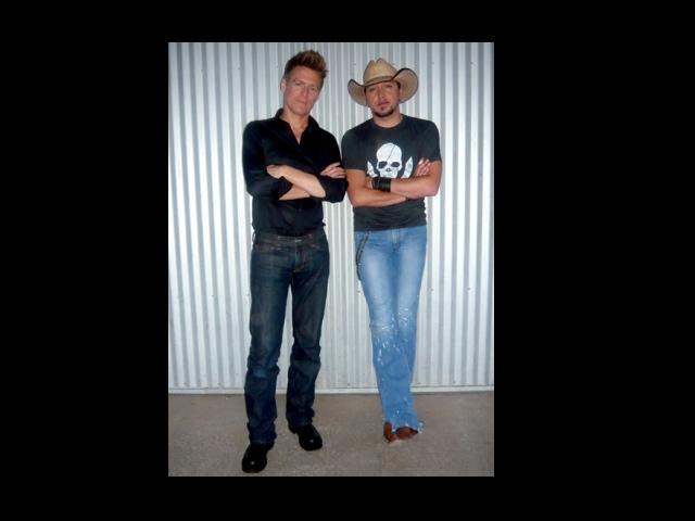 Jason with Bryan Adams