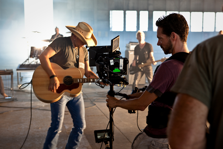 """Behind the Scenes: """"Tattoos On This Town"""" Video"""