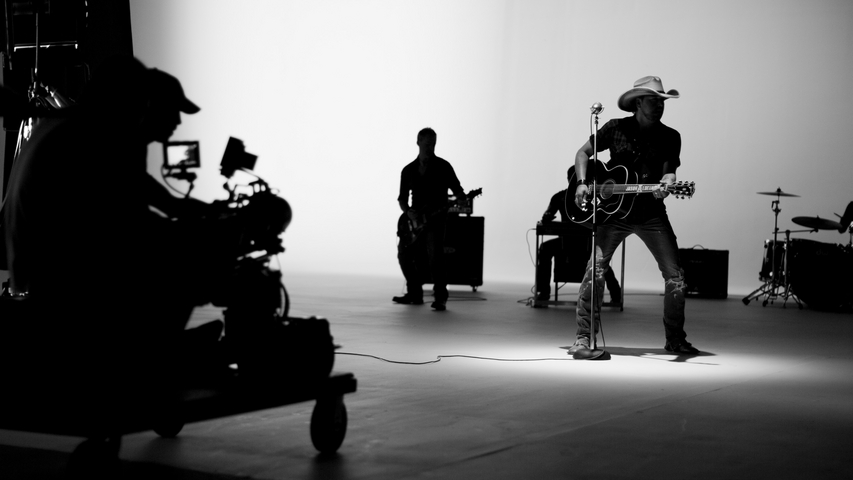 """BEHIND THE SCENES: """"TAKE A LITTLE RIDE"""" VIDEO SHOOT"""