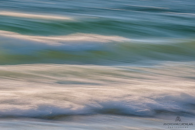 Lake Superior Wave Blur, Lake Superior Provincial Park, Ontario