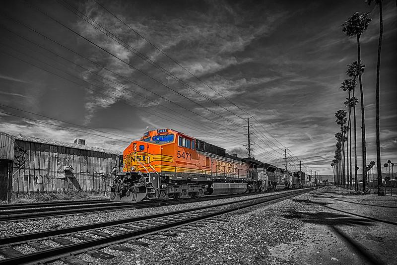 Urban Scene (Train)
