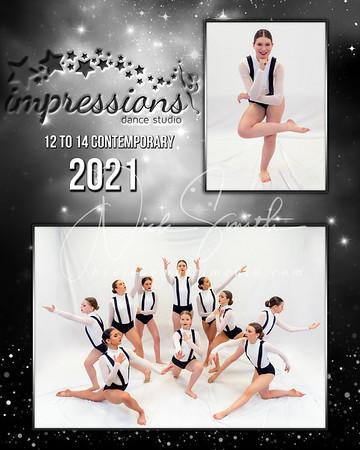 12-14 Contemporary