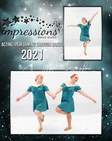 Acting/Performing Through Dance