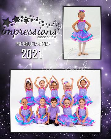 Pre-Ballet/Pre-Tap Jessica