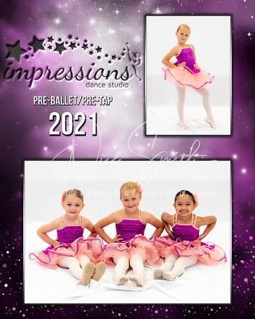 Pre-Ballet/Pre-Tap Viv