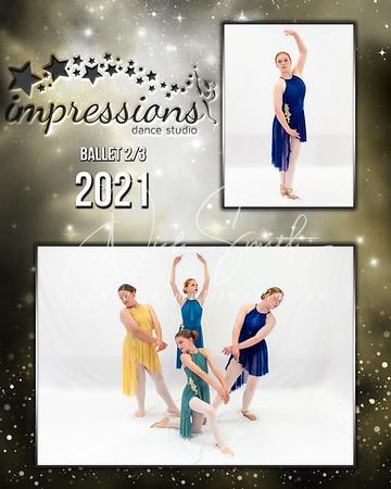 Ballet 2/3