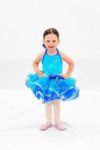 Pre-Ballet/Pre-Tap Izabella