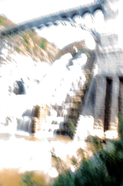 Croton Dam spillway 2