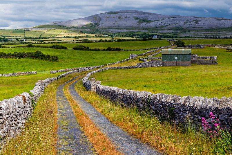 REPUBLIC OF IRELAND-COUNTY CLAIR-CAHERLOUGHLIN