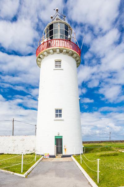 REPUBLIC OF IRELAND-LOOP HEAD-LOOP HEAD LIGHTHOUSE