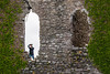 REPUBLIC OF IRELAND-RING OF KERRY-CAHIRSIVEEN-BALLYCARBERY CASTLE