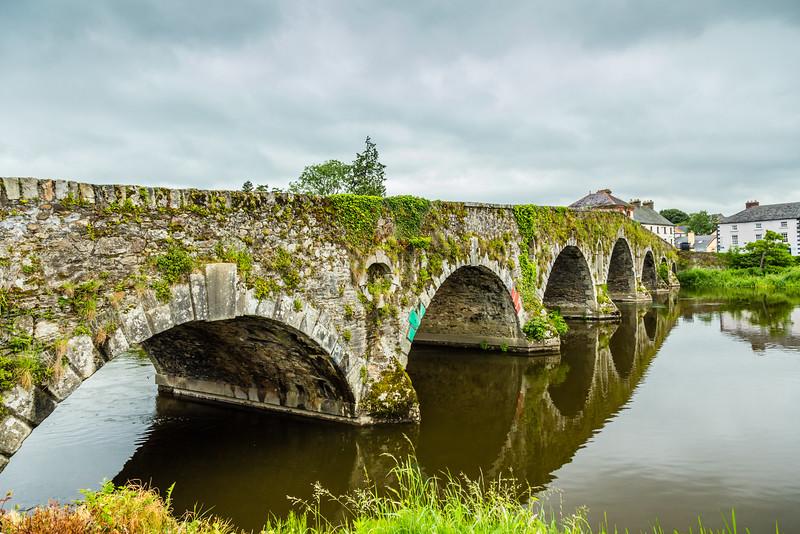 REPUBLIC OF IRELAND-GRAIGUENAMANAGH-RIVER BARROW