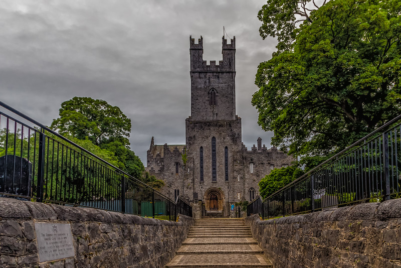 REPUBLIC OF IRELAND-LIMERICK-ST. MARY'S CATHEDRAL